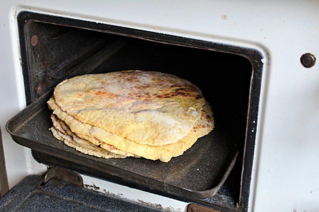 jak zrobić tortille