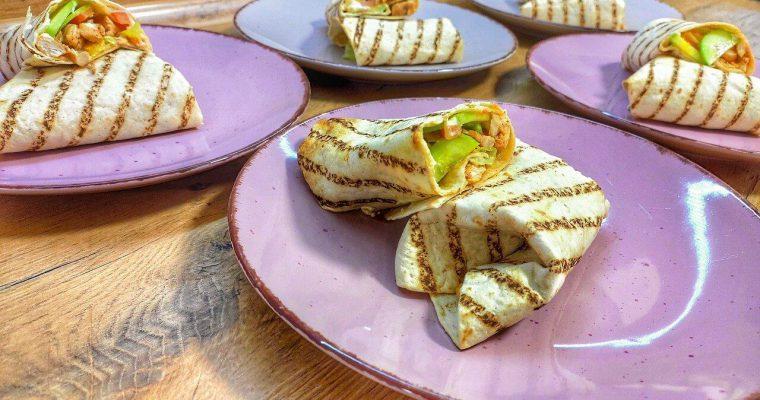 przepis na tortille placki