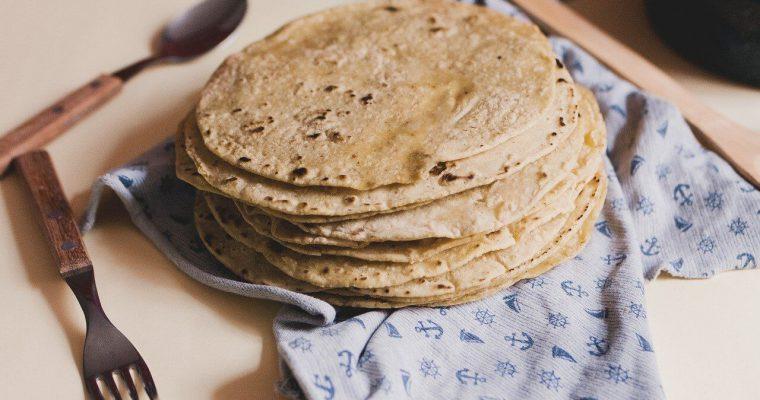 tortilla przepis placki