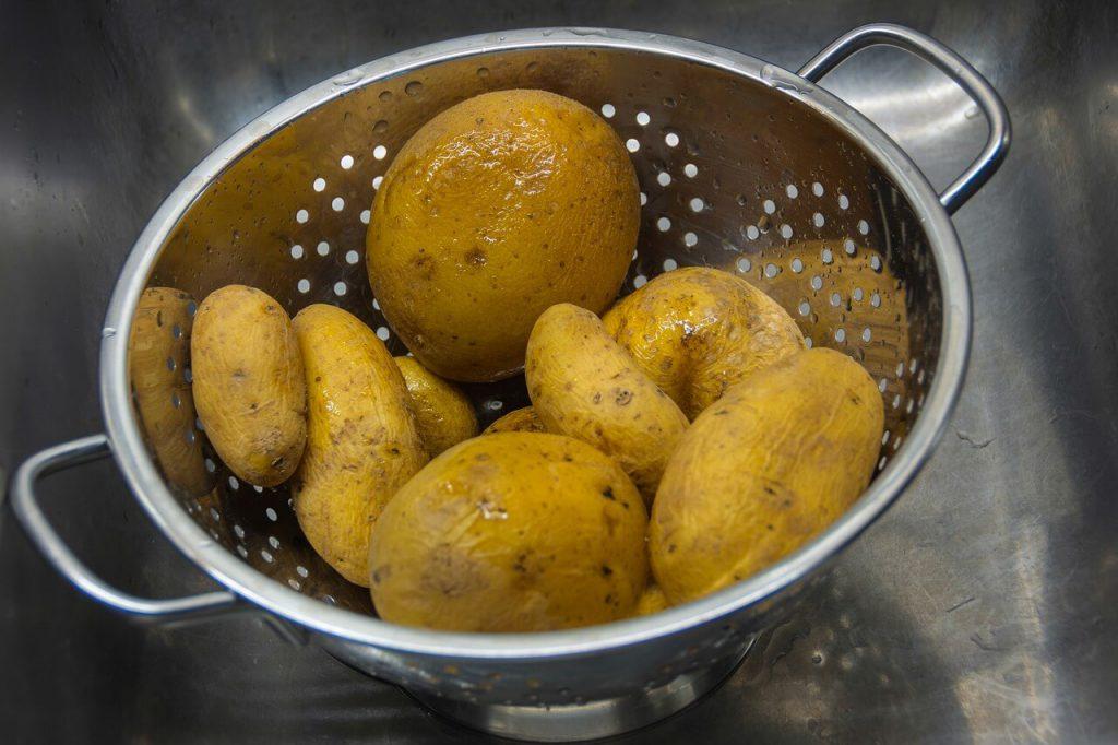 ziemniaki ile gotować